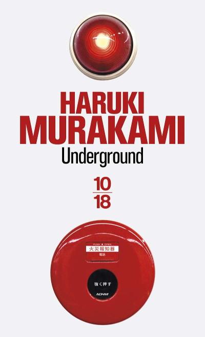 Couverture d'Underground.